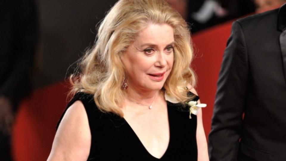 """През 1993 г. Катрин Деньов получава единствената си засега номинация за """"Оскар"""" за водеща женска роля във филма """"Индокитай"""""""