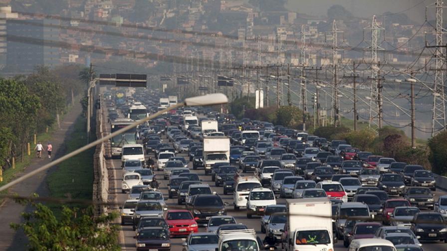 Замърсяването убива повече от катастрофите в Сао Пауло
