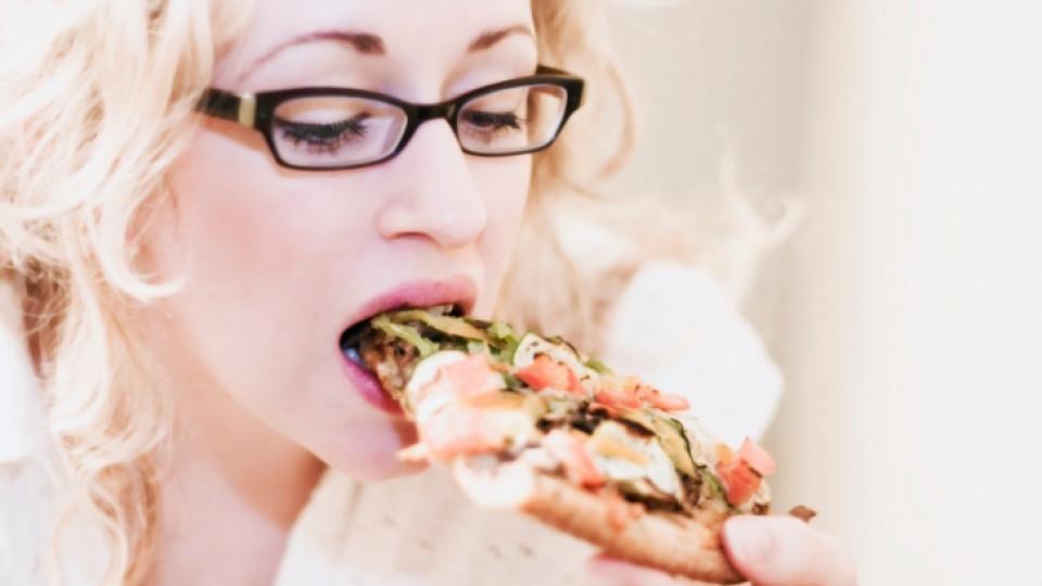 Как да престанем да се храним емоционално