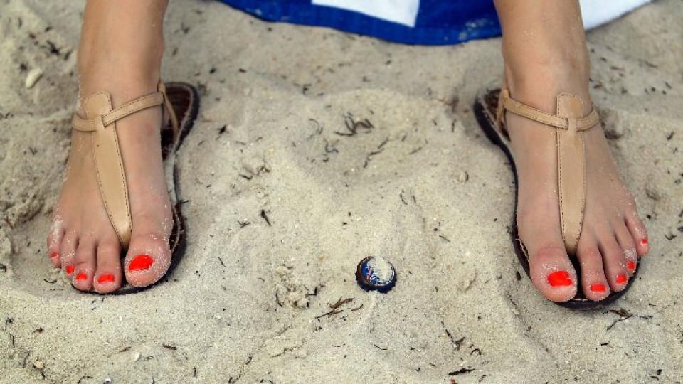Как да направим стъпалата меки и гладки