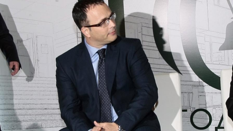 Мавродиев оглави Българска банка за развитие