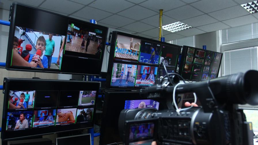393 селища със 100 хил. души са без ефирна телевизия