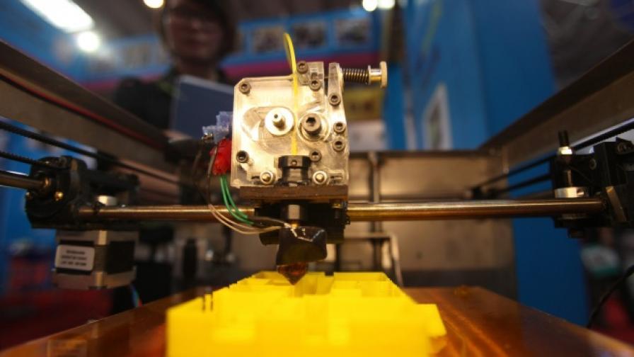 Триизмерен принтер в Космоса – новата идея на НАСА