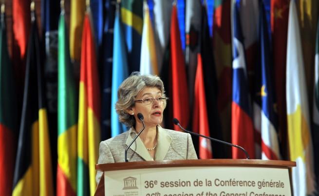 Ирина Бокова е преизбрана за генерален директор на ЮНЕСКО
