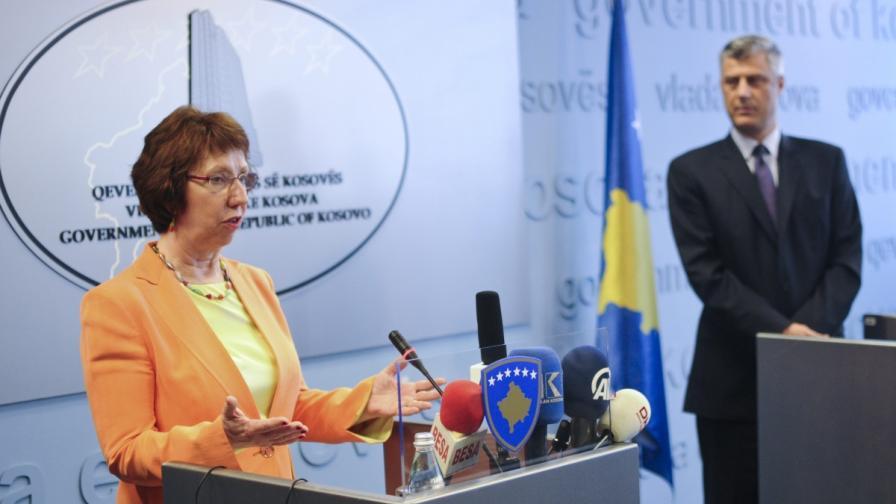 Косово ще пусне сръбски политици за изборната кампания