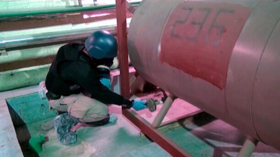Пращат втори екип инспектори в Сирия