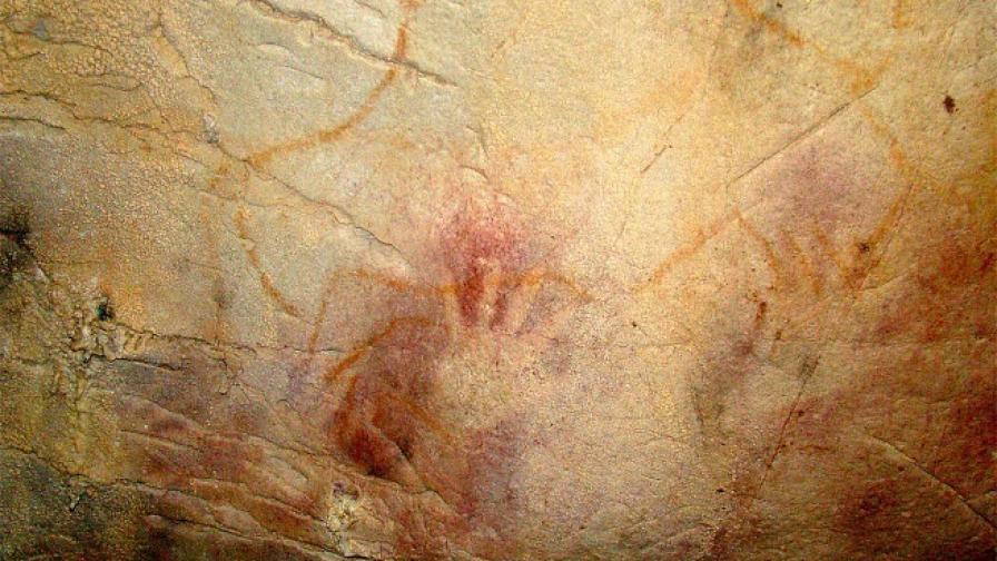 Откриха ново ранно пещерно изкуство в Индонезия, променящо възгледите за културата на прачовека