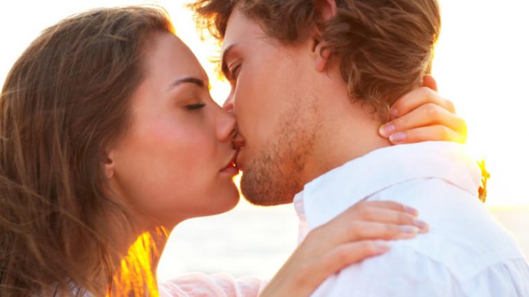 целувки целувка любов