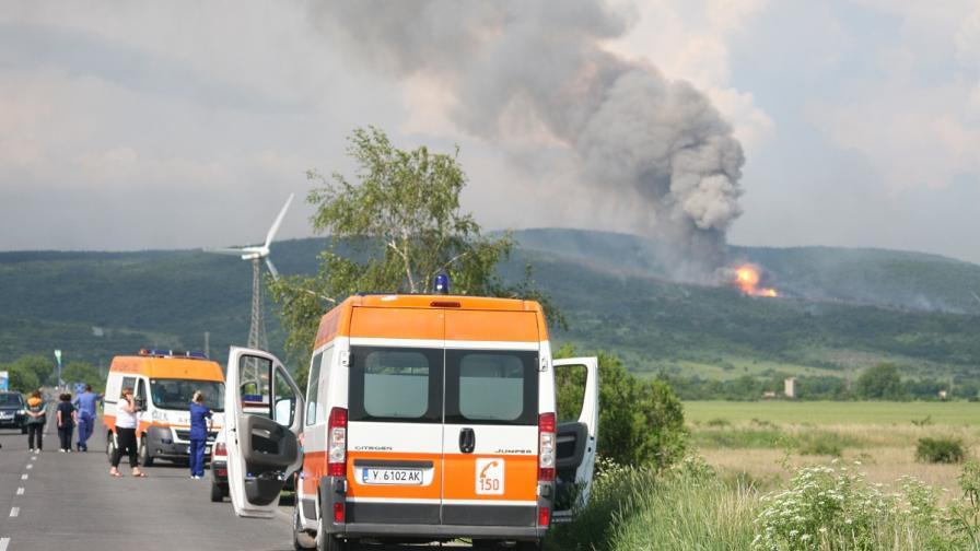 Делото за взривовете край Петолъчката започна при закрити врати