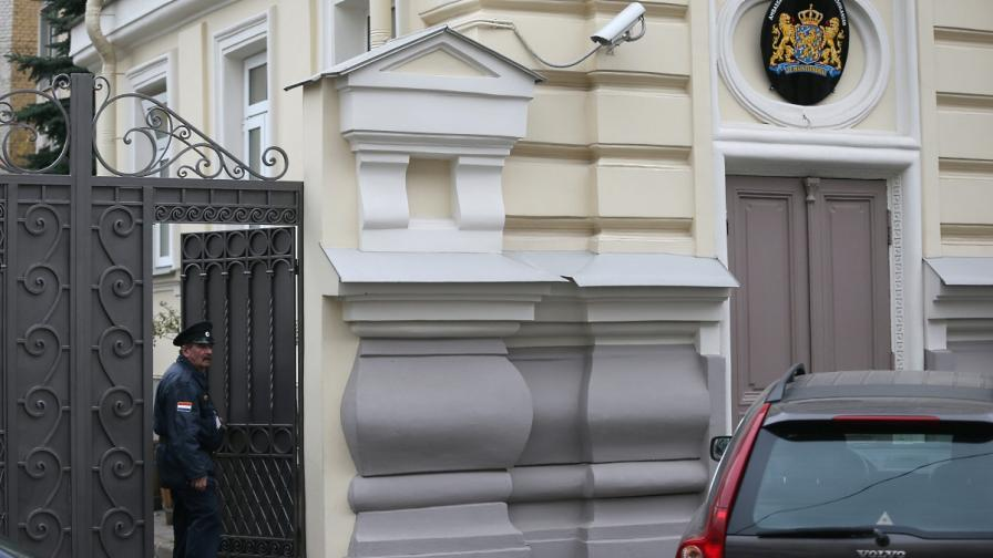 Руско-холандски скандал с пребити дипломати