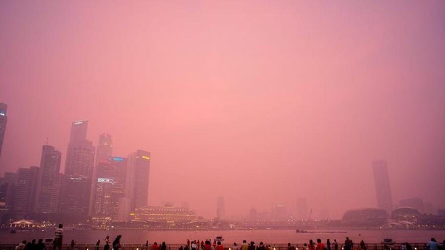 Мръсният въздух причинява рак