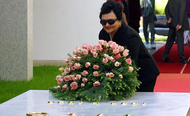 Вдовицата на Тито Йованка Броз почина на 88 години