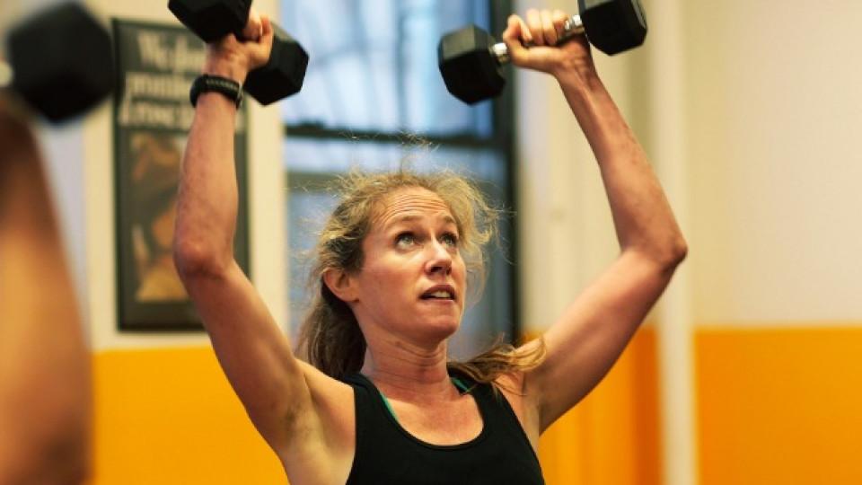 Освен че ни поддържа във форма, фитнесът помага и да останем здрави