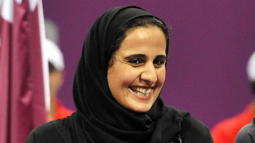 Дъщерята на бившия емир на Катар - най-влиятелна в съвременното изкуство