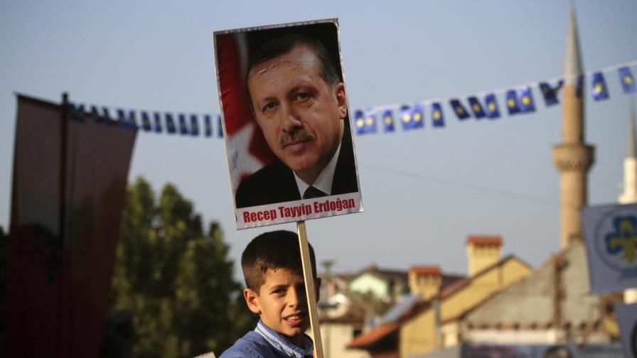 """Сърбия гневна за """"Косово е Турция, а Турция е Косово"""""""