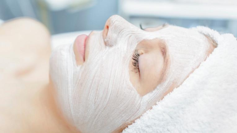 маска за лице лице козметика