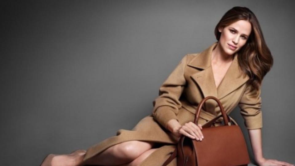 """Актрисата Дженифър Гарнър е новото лице на колекцията на """"MaxMara"""" за сезон есен/зима 2013-2014"""