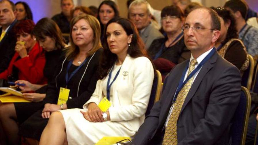 Антония Първанова е новият лидер на НДСВ
