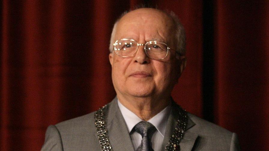 Почина диригентът акад. Христо Недялков