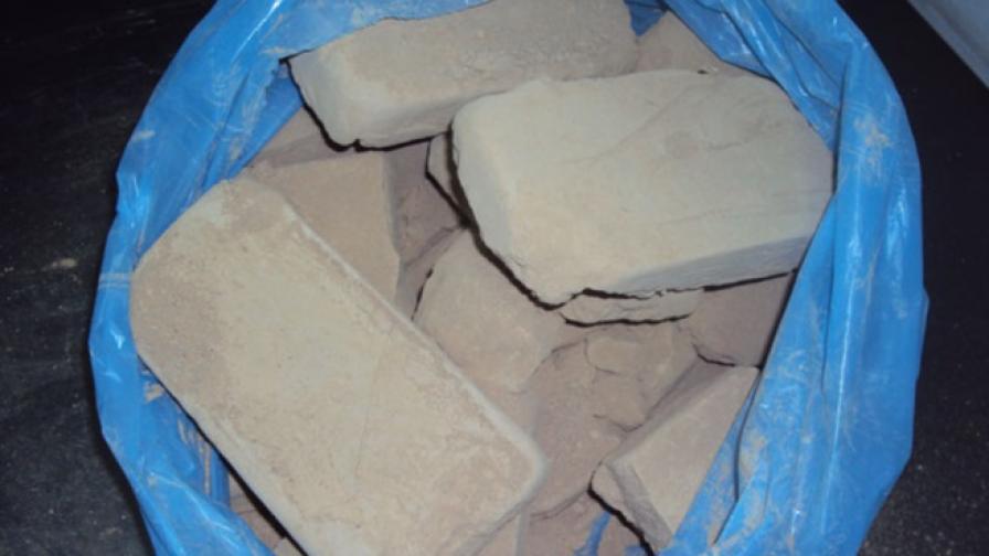 Българин е арестуван в Молдова със 136 кг хероин