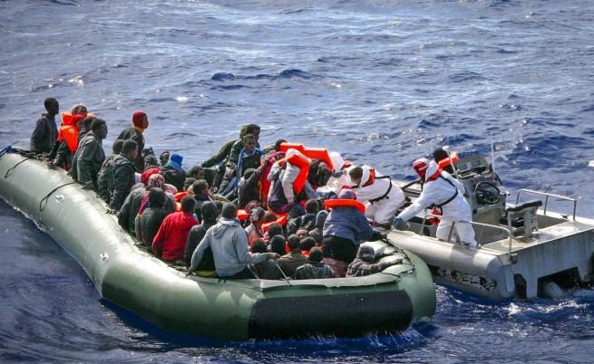 Нов наплив на имигранти към Италия и Малта