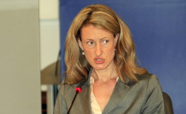 Златанова за доклада на ЕК за корупцията: Не сме най-зле, а в