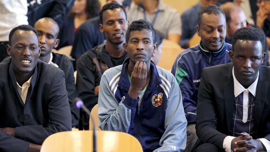 Сомалийски терористи осъдени в Испания