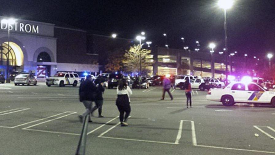 Ню Джърси: Стрелба в мол в навечерието на изборите
