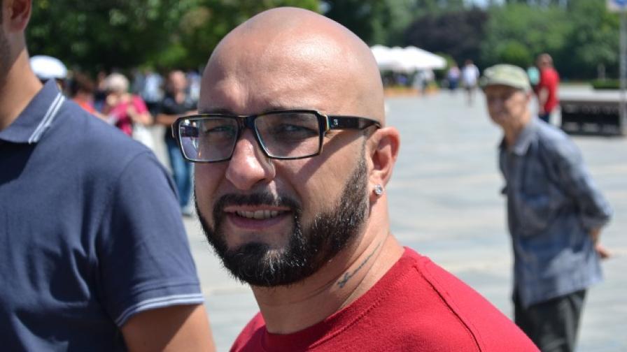 Мишо Шамара: Ще продължавам да си изказвам мнението