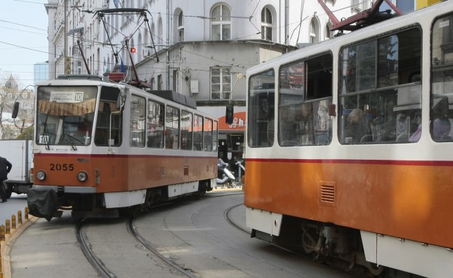 Нови автобуси, тролеи и трамваи в София