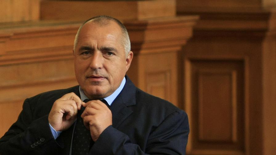 Борисов: Предадохме суверенитета си на ЕК за преговорите с Русия