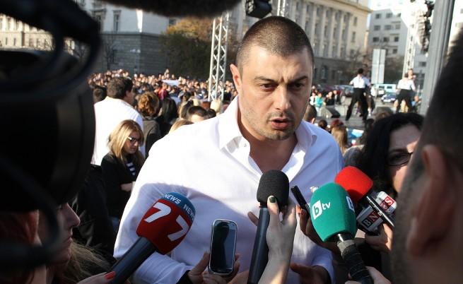 Бареков заплаши да провали КСНС, ако не го допуснат до него