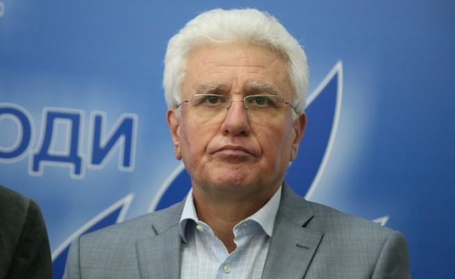 Местан: ДПС освободи Христо Бисеров от поста зам.-председател на партията