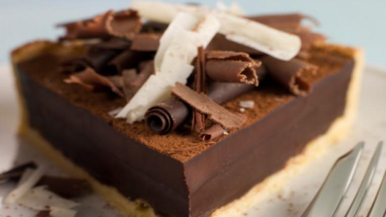 десерт шоколадов пастет сладкиш фурна масло пудра захар бадеми