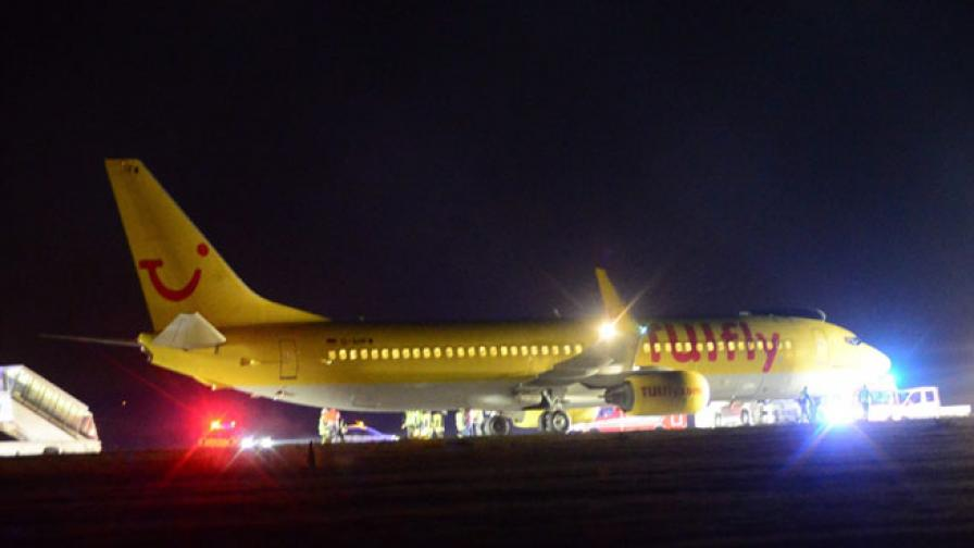 Руски Боинг-737 се разби при кацане, 50 души загинаха
