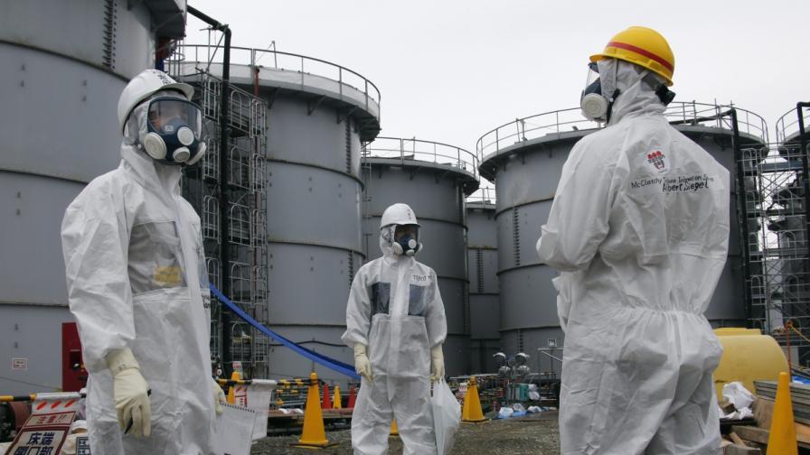 """Във """"Фукушима-1"""" започнаха рискована операция"""