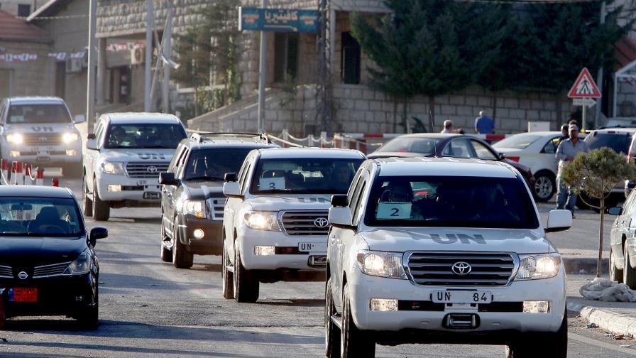 Сирийската криза създаде ново предизвикателство за Запада