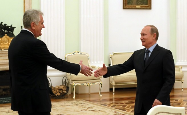 Русия: За Сърбия няма смисъл да става член на НАТО