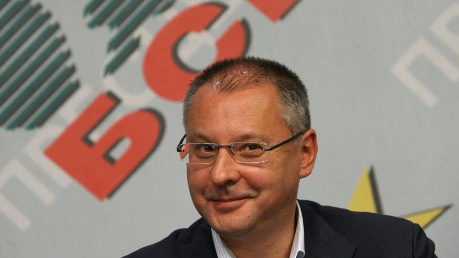 Сергей Станишев: За митинга платихме няколко десетки хиляди лева