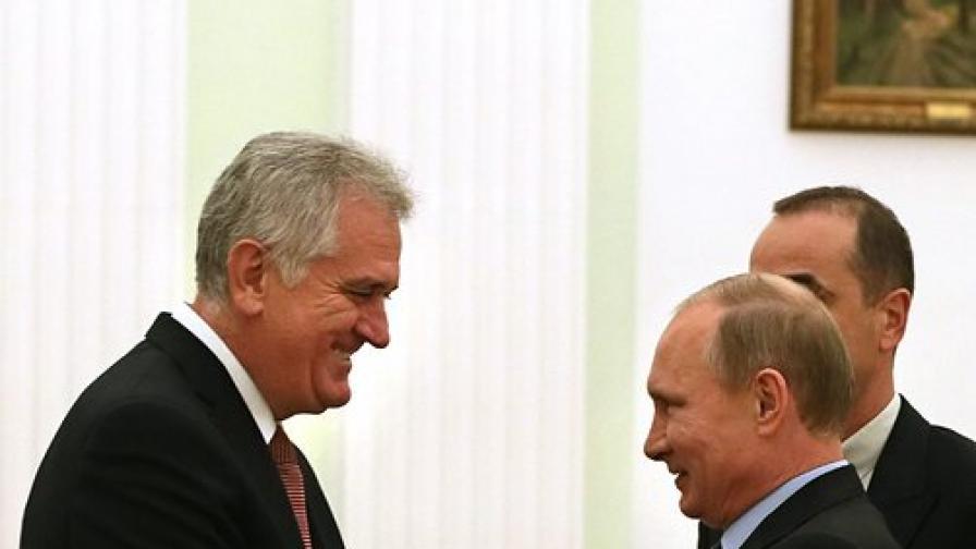 Южен поток стартира в Сърбия