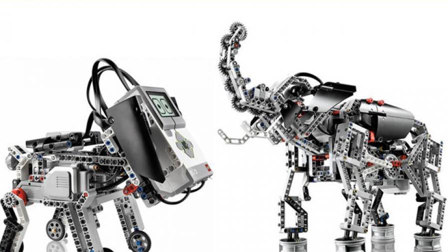 Роботи от лего укротяват природните стихии