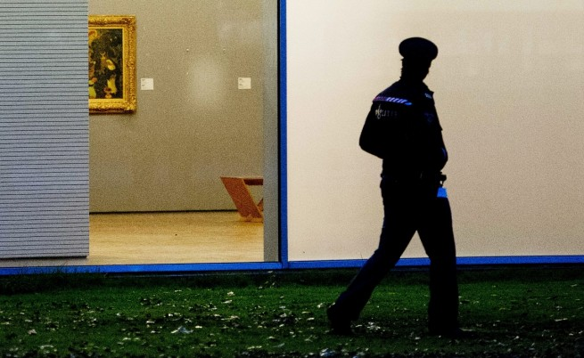 Осъдиха двама румънци за грандиозната кражба от