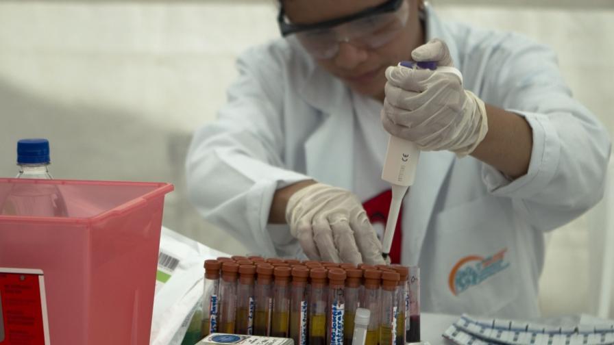 Френска фирма разработва ваксина срещу ХИВ