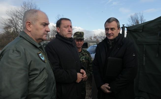 Йовчев: Имам увереност, че ще овладеем кризата с бежанците
