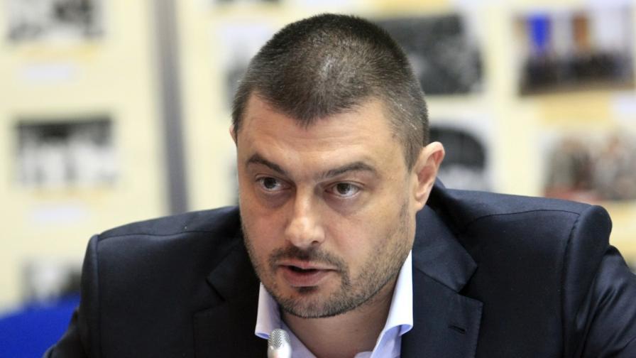 Николай Бареков се сравни с Виталий Кличко