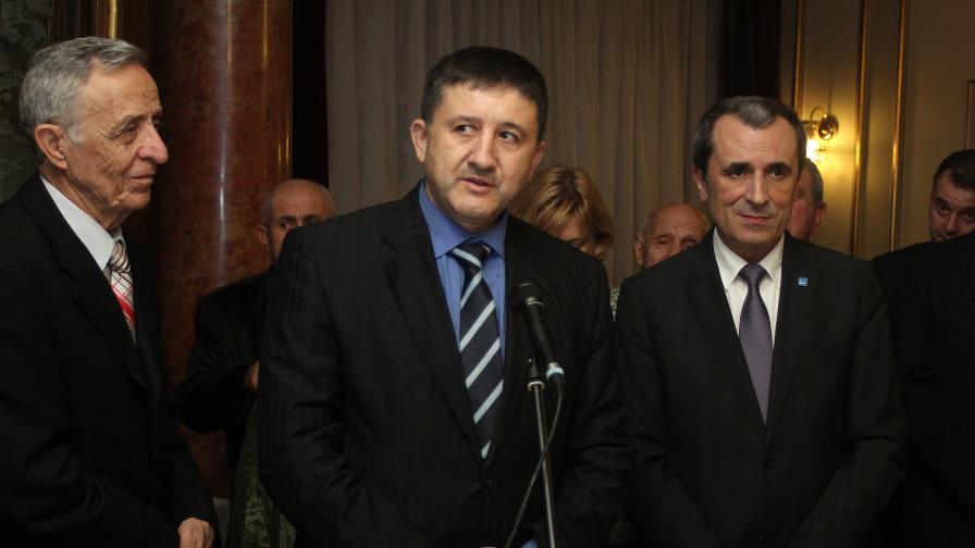 Георги Марков беше част от делегацията на премиера Орешарски в Румъния в края на ноември