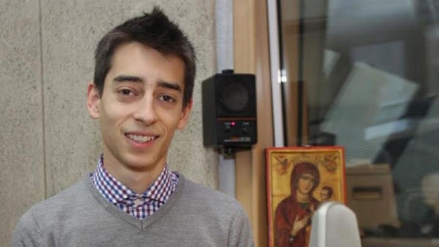 19-годишният Никола Янев за новата вълна български предприемачи