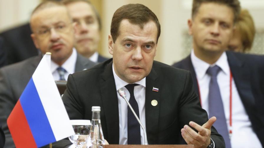 Медведев: Ще се оттегля, когато стана на 70