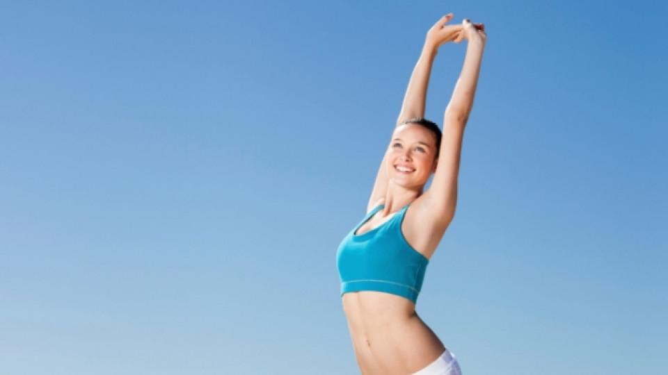 Лесна йога за тонус и добро настроение