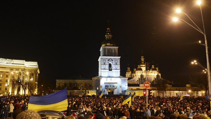 Международен надзор за разследването на полицейското насилие в Киев